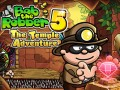 Spēles Bob The Robber 5 Temple Adventure