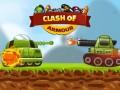 Spēles Clash of Armour