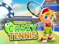 Spēles Crazy Tennis