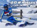 Spēles Downhill Ski