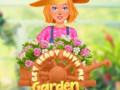 Spēles Get Ready With Me Garden Decoration