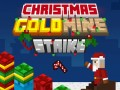 Spēles Gold Mine Strike Christmas