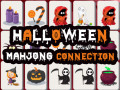 Spēles Halloween Mahjong Connection