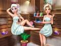 Spēles Ice Queen Sauna Realife