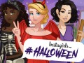 Spēles Instagirls Halloween Dress Up