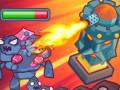 Spēles King Rugni Tower Defense