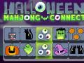 Spēles Mahjong Connect Halloween