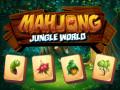 Spēles Mahjong Jungle World