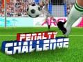 Spēles Penalty Challenge