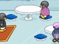 Spēles Penguin Diner