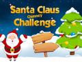 Spēles Santa Chimney Challenge