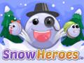 Spēles SnowHeroes.io