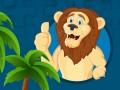 Spēles Strong Lions Jigsaw