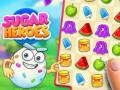 Spēles Sugar Heroes
