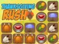 Spēles Thanksgiving Rush