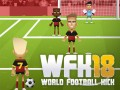 Spēles World Football Kick 2018