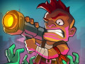 Spēles Zombie Idle Defense Online