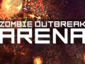 Spēles Zombie Outbreak Arena
